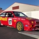 Lance Coupland's Ford Sierra RS500