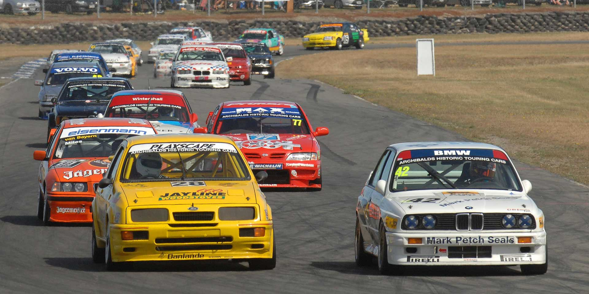Skope Classic Historic Touring Cars